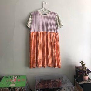 Noisy May cotton babydoll dress